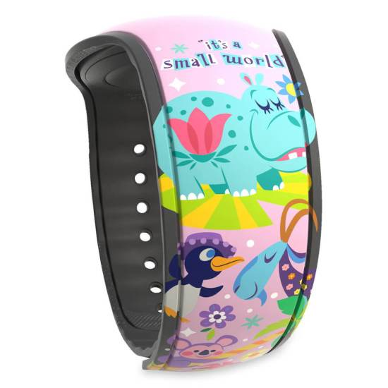 it's a small world magicband
