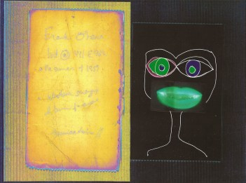 Whatever Energy I Burn for Art - Frank O'Hara 2, Jefre Harwoods, 2012