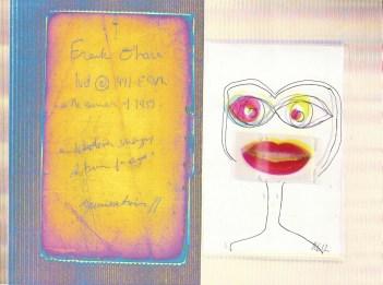 Whatever Energy I Burn for Art - Frank O'Hara 1, Jefre Harwoods, 2012