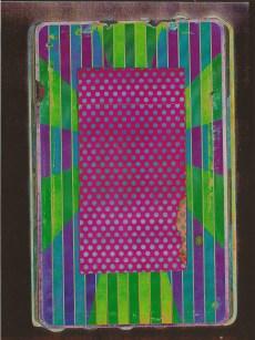 Untitled INSIDE Collage Suite (part I) 2, Jefre Harwoods. 2012