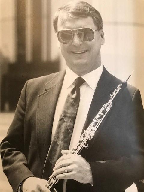 Joseph Robinson, oboe
