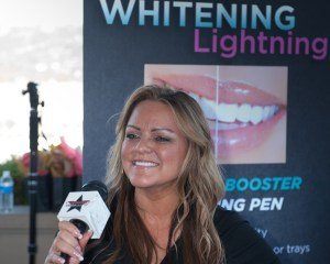 Jennifer Gerard, founder of Whitening Lightning