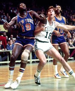 New York Knicks forward Willis Reed