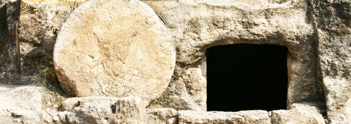 Jesus' empty tomb
