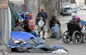 Homeless people and filing taxes