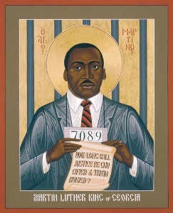 saint martin luther king, the holy christian orthodox church, sainthood