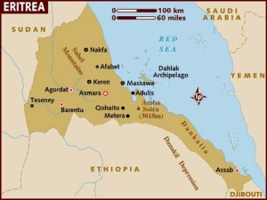 map-of-eritrea