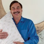 Mike Lindell, recovered crack addict