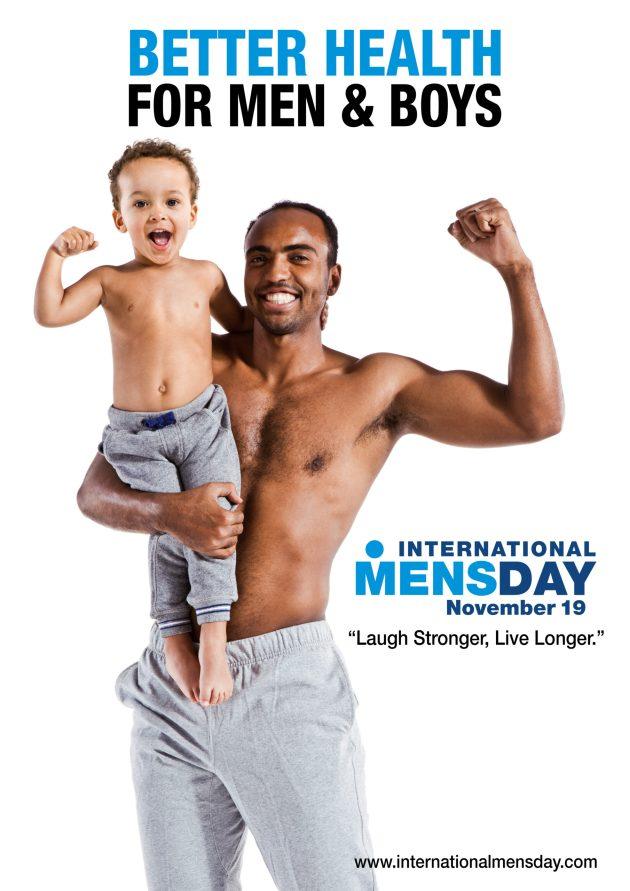International Mens Day poster