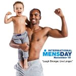 International Mens Day poster