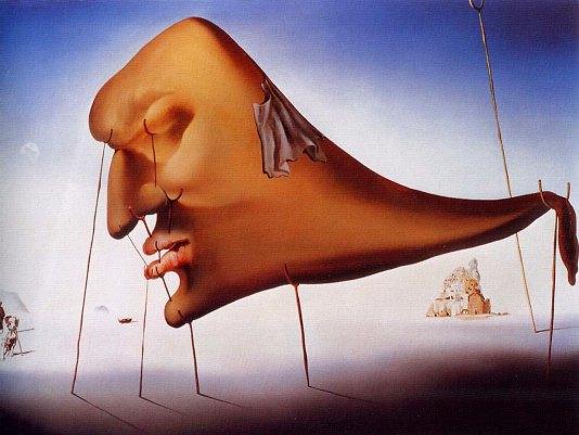 Salvador Dalì, 1937, Sleep