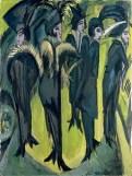 cinque donne di strada_kirchner