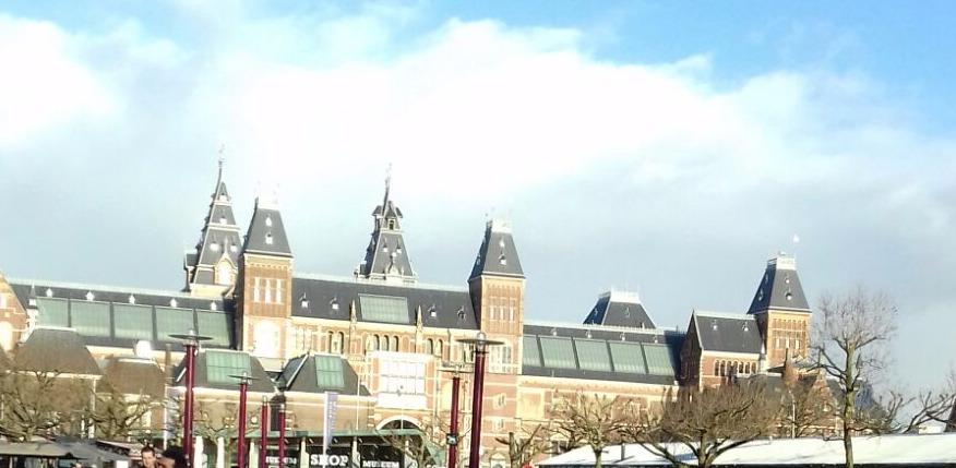 Rijksmuseum (Amsterdam) roofs