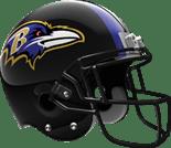 Baltimore Ravens Helmet Logo