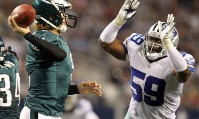 Cowboys Blog - Dallas Cowboys Re-Sign LB Ernie Sims to One-Year Contract 2