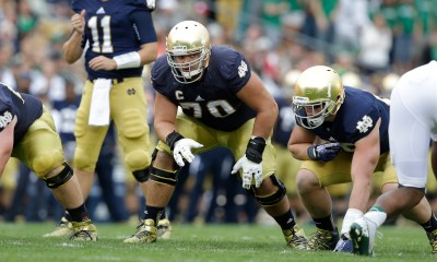 Draft Draft Blog - Dallas Selects OT Zack Martin In First Round