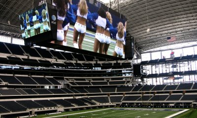 Cowboys Blog - AT&T Stadium, a visitor's vacation haven