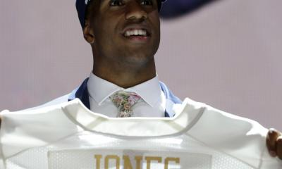 Cowboys Blog - Dallas Cowboys First-Round Pick Byron Jones Signs Rookie Contract
