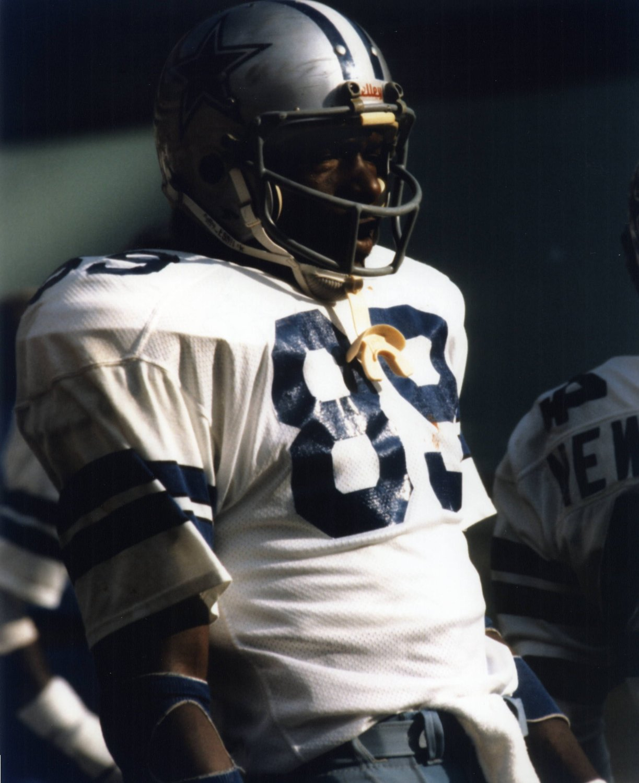 online store 67a8d 2b9d1 Dallas Cowboys History: #89 Belongs To Billy Joe DuPree ✭