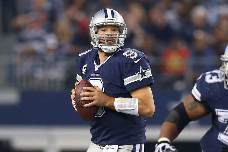 News & Notes - [VIDEO] Tony Romo's 2014 Highlights