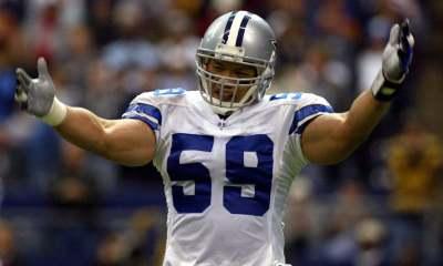 Cowboys Blog - Dat Nguyen Tackles His Way To #59