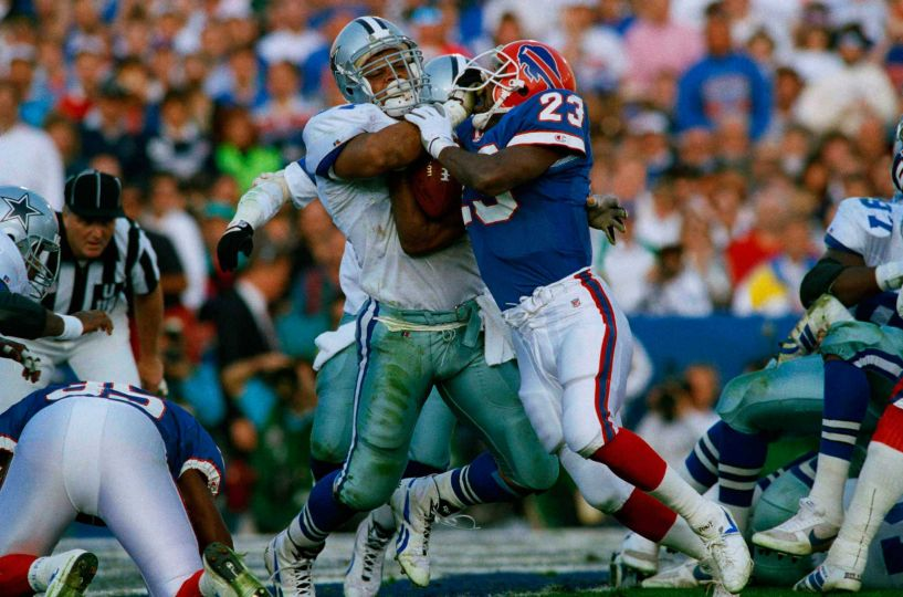 Cowboys Blog - Heavyweight Champion Of #51: Ken Norton Jr.