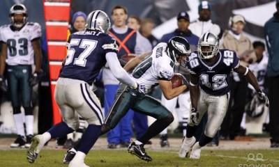 Cowboys Blog - Pick Six Scores Kevin Burnett #57 6