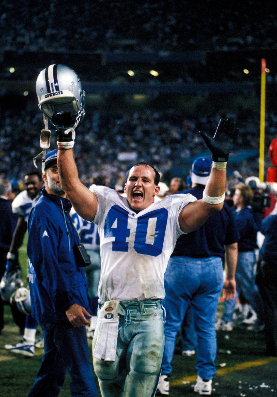 Cowboys Blog - Cowboys CTK: Bill Bates Earned His Way To #40