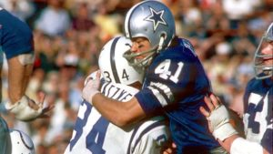 Cowboys Blog - Cowboys CTK: Charlie Waters Owns #41 2