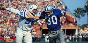 Cowboys Blog - Cowboys CTK: Player/Coach Dan Reeves Rushes To #30 5