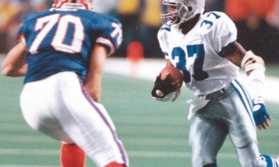 Cowboys Blog - Cowboys CTK: Super Bowl Hero James Washington Takes #37 2