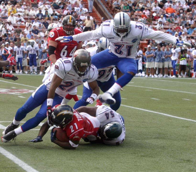 Cowboys Blog - Cowboys CTK: Superman Roy Williams Soars To #31 2
