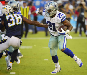 Cowboys Blog - Cowboys Gameday: All Eyes on the Running Backs in San Francisco 1