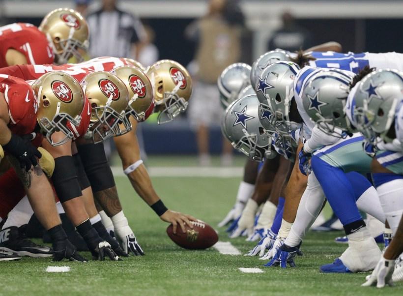 Cowboys Blog - Cowboys Gameday: All Eyes on the Running Backs in San Francisco