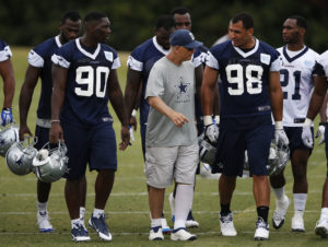 Cowboys Blog - Cowboys Home Cooking For Preseason Dress Rehearsal 1