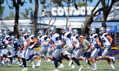 Cowboys Blog - Cowboys Lose Scandrick But Overall Health Is Improving
