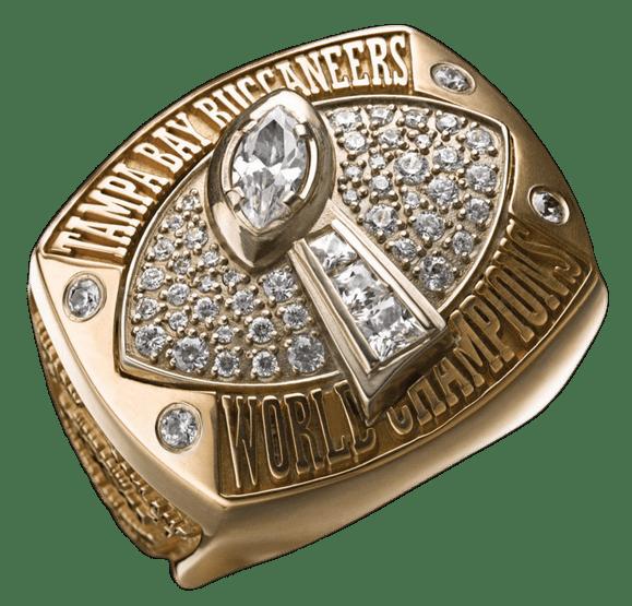 49 Super Bowl Rings: 2002 Tampa Bay Buccaneers