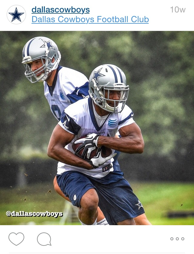 Cowboys Blog - Scenes from 2015 Cowboys Camp!