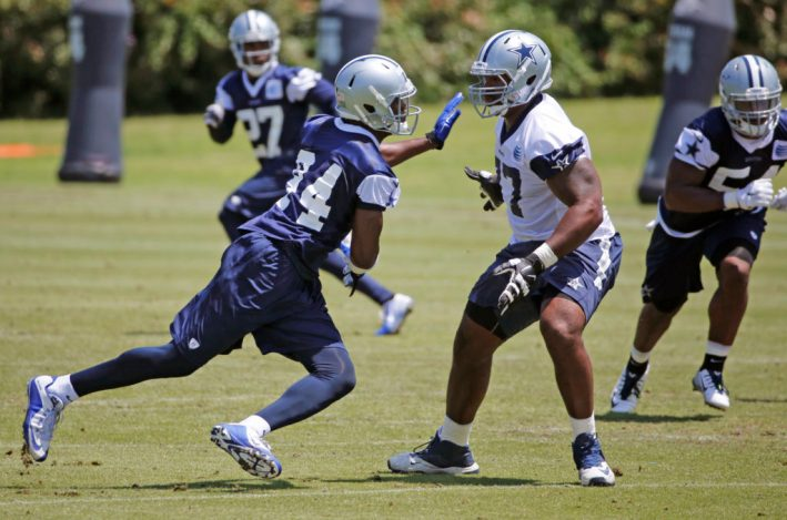 Cowboys Blog - Will Randy Gregory Become The New Rookie Sack Master?