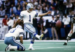 Cowboys Blog - Cowboys CTK: #1 Belongs To Rafael Septien