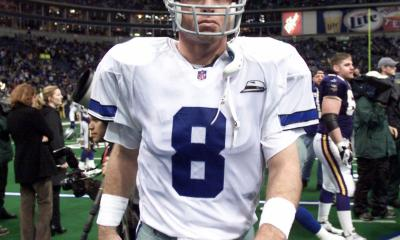 Cowboys Blog - Cowboys CTK: Cowboy Legend Troy Aikman Dominates #8 1