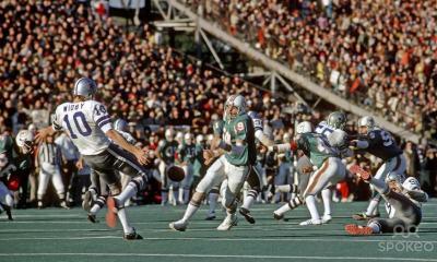 Cowboys Blog - Cowboys CTK: Ron Widby Booms #10 2
