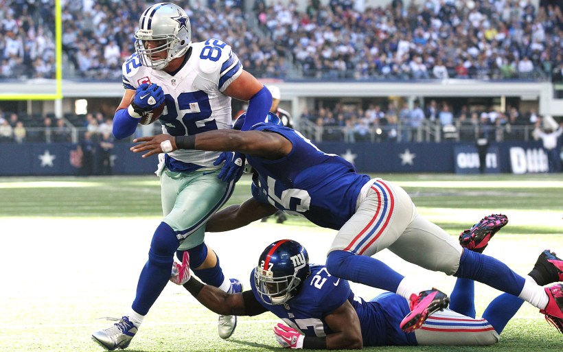 Cowboys Blog - Rapid Reactions: Romo finds Witten to Improve to 1-0 1