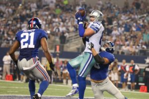 Cowboys Blog - Reliving the Giants First Visit to AT&T Stadium 1