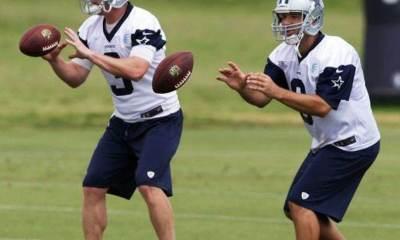 Cowboys Blog - Romo Down: A Look At Available Veteran Backups
