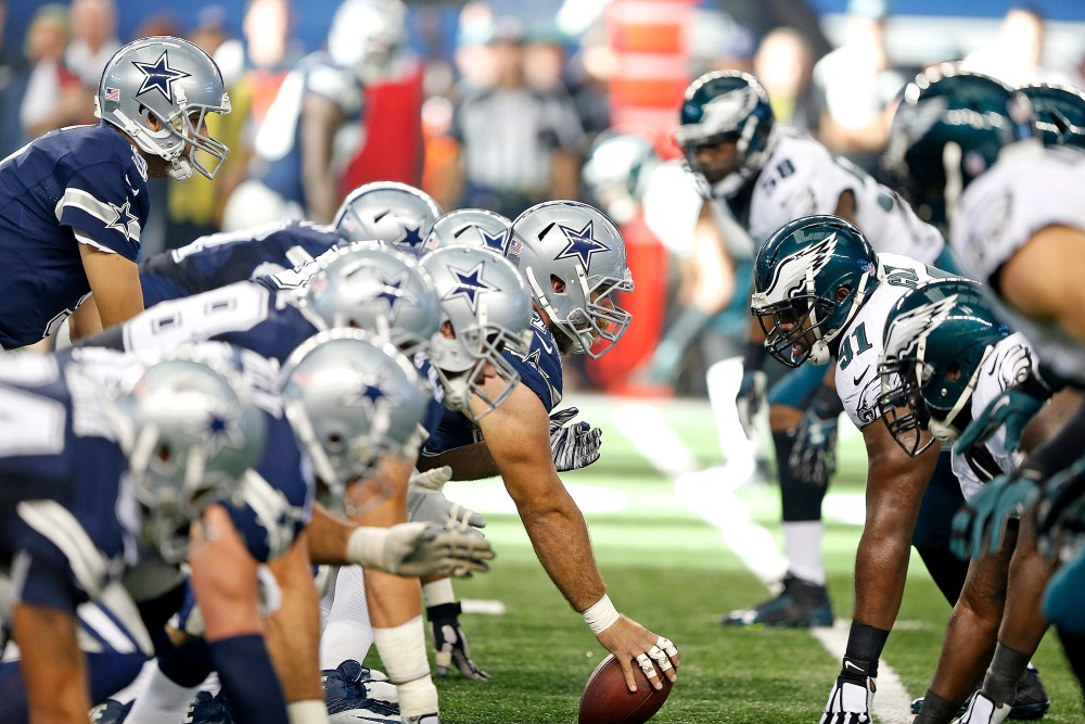 Cowboys Blog - #SmoothView Game Preview: Dallas Cowboys vs Philadelphia Eagles 1