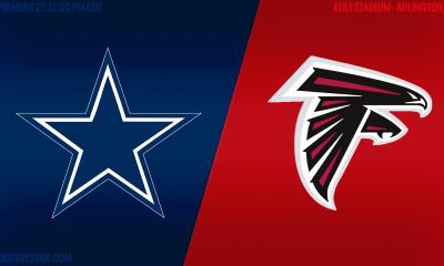 Cowboys Blog - #SmoothView Pregame Report: Dallas Cowboys vs Atlanta Falcons