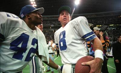 Cowboys Blog - This Week in 1995: Cowboys stay undefeated after dominating division foe