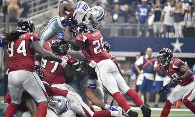 Cowboys Blog - Joseph Randle And Lance Dunbar Lead Cowboys/Falcons Highlight Reel
