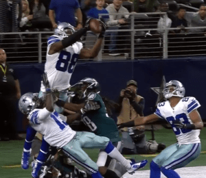 Cowboys Blog - Dallas Cowboys Big Time Plays From Week 9 9